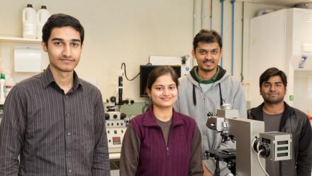 Recipients of the Chennupati and Vidya Jagadish Fellowship and Scholarship Awards